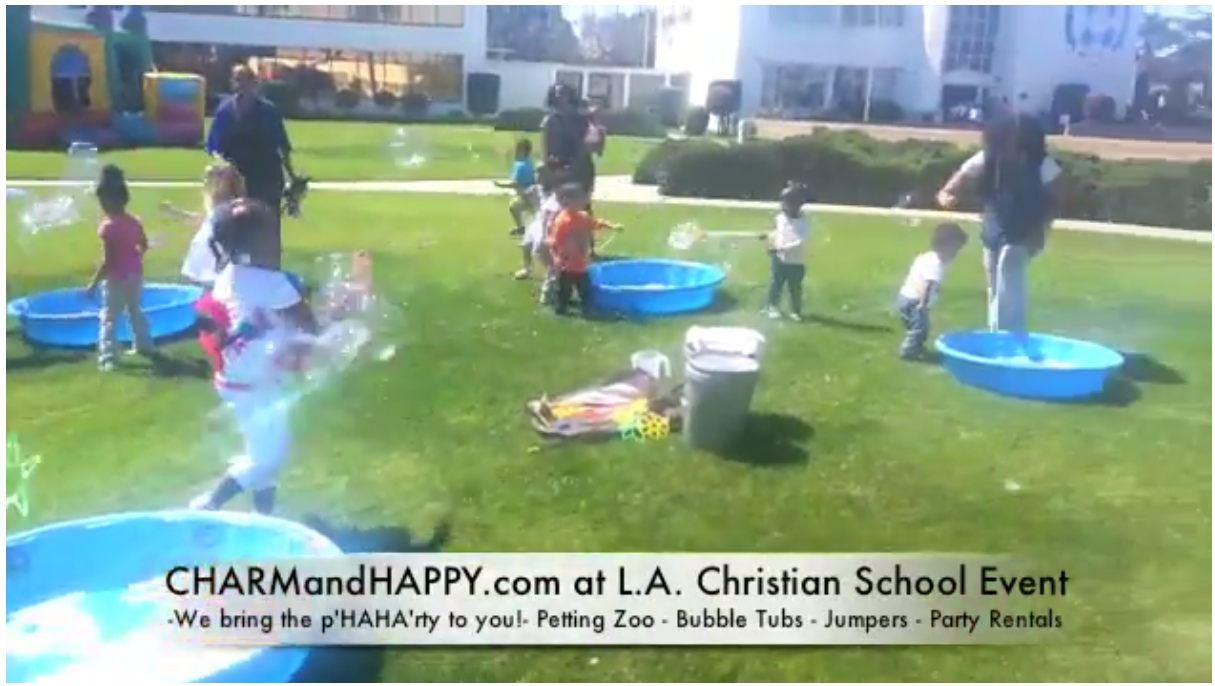 CharmandHappy.com bubble tub pools SoCal Los Angeles Riverside Orange County