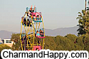 CharmandHappy com ferris wheel amusement carnival rides games whittier los angeles SoCal