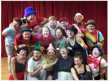 nygoofs alumni 2005 featuring Charm clown