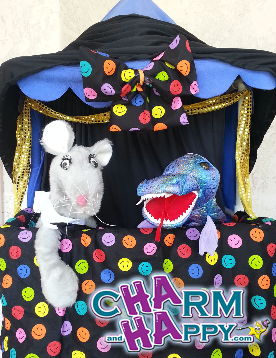 puppet show birthday party hemet whittier orange county oc