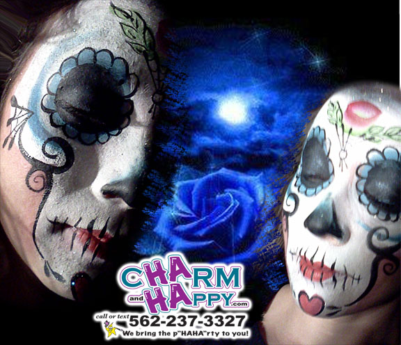 CharmandHappy.com Carmen Tellez Whittier party entertainment balloon art face painter