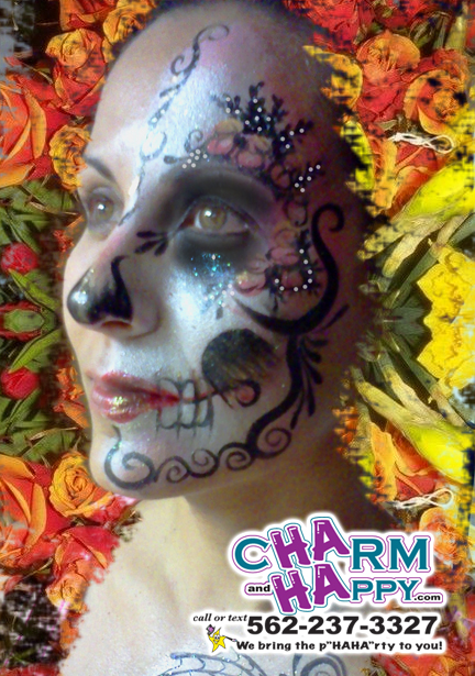 glitter tattoos carmen tellez charmandhappy los angeles whittier socal