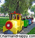 CharmandHappy com train amusement carnival rides games whittier los angeles SoCal
