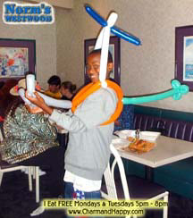 helicopter costume
