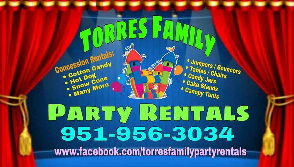 hemet jumper bounce house torres family referred by charmandhappy san jacinto